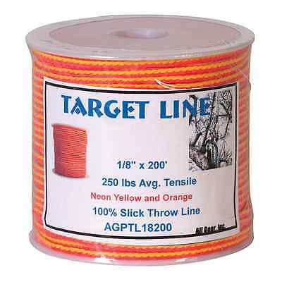 New Weaver 08-98030 Target Throw Line, 3.175 mm FREE SHIPPING