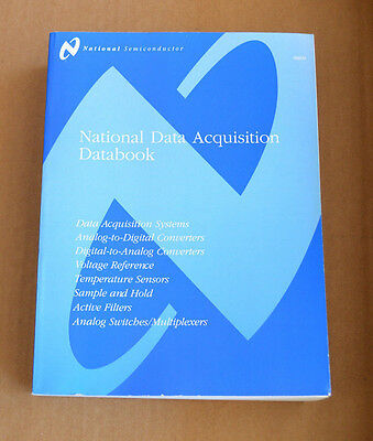 National Semiconductor Data Book - Data Acquisition Databook