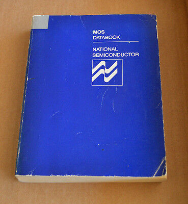 National Semiconductor Data Book - MOS Databook