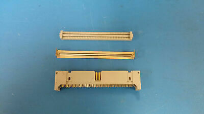 (1 Pc) 4640-6001 3M Connector 40 Pin Open End Plug Idc Shrouded Header
