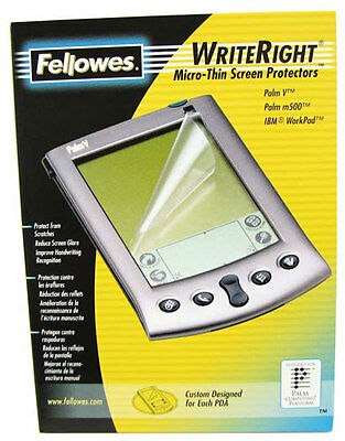 FELLOWES (12) PACK SONY Clié SCREEN PROTECTORS CASE OF (144)