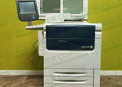 Xerox J75 Color Production MFP Copier Printer Scan Fiery 75PPM C75 C70 700i
