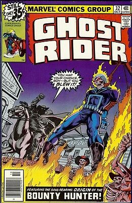Ghost Rider (Vol. 1) #32 - VF