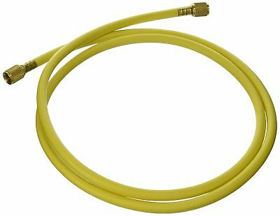 "FJC 6527 Yellow 72"" R134A Charging Hose"