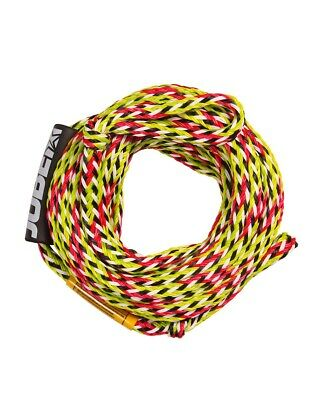 JOBE 1-4 Person H/Duty Tow Rope Towable Inflatable Watersports Ringo Donut Ring