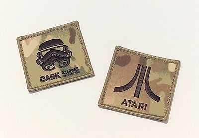 Velcro® Morale Patch Vintage Gamer Atari Star Wars Pineapple Limited Edition