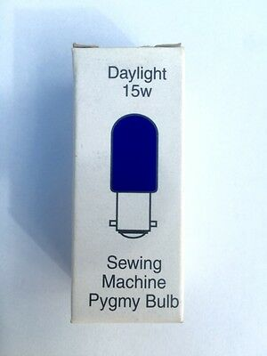 Daylight 15W Sewing Machine Pygmy Bulb