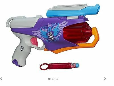 Toy Gun Nerf Shooter Blaster Fun Kids Drafts Strike Refill Shots Bullets Pistol