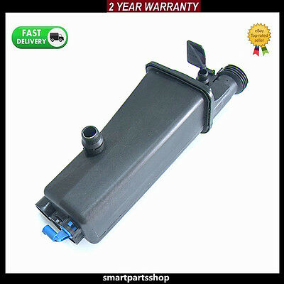 Fit BMW3 Series X3 X5 E46 E83 Coolant Expansion Water Tank With Outlet & SENSOR