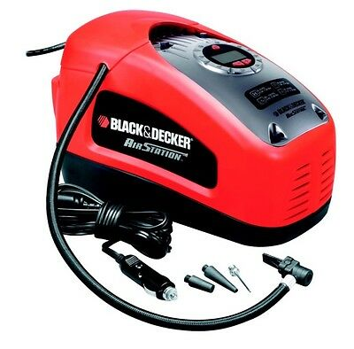 Compresseur 11 bars / 160 PSI  Black & Decker ASI300