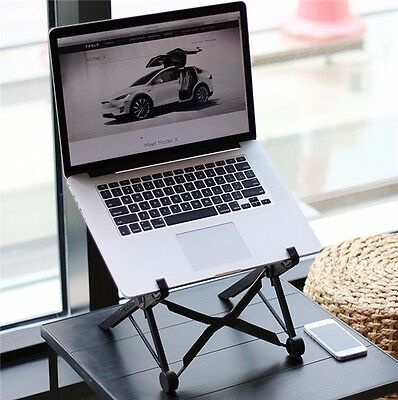 NEXSTAND K2 Portable Adjustable Fold Laptop Notebook Ergonomic Desk Table Stand
