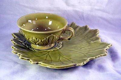 Steubenville Woodfield Golden Fawn Tea And Toast Snack Set