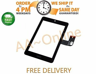 New Asus MeMo Pad HD 7 ME173X ME173 Touch Screen Digitizer Front Glass Lens