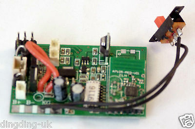 Double Horse  Helicopter 9116 9116-20  Circuit Board Mother Board Pcb 2.4G