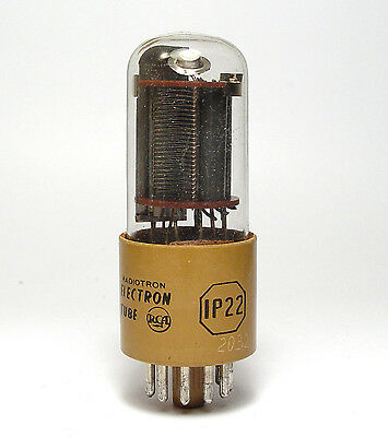 RCA 1P22 Photo-Vervielfacher-Röhre / Photomultiplier Tube
