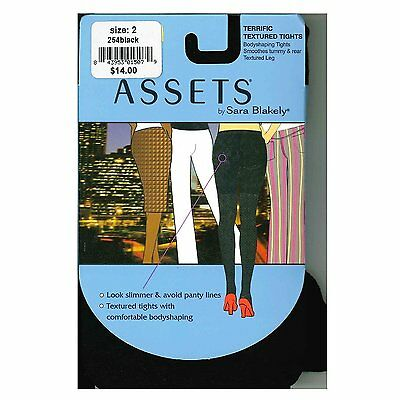 New Assets by Spanx Assets Argyle Tights Style Number 254 in Black