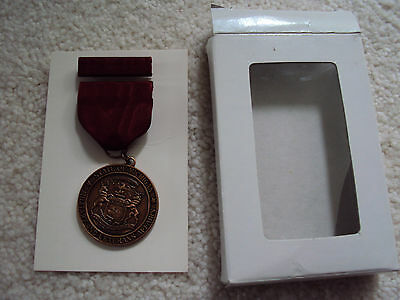 State of  Michigan Military and Veterans affairs medal