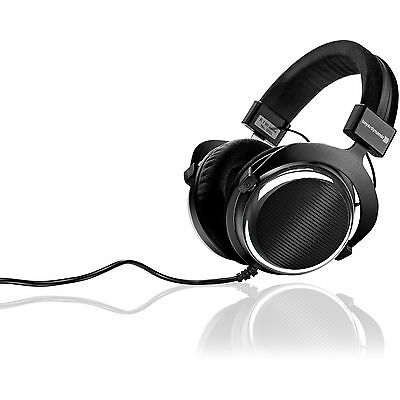 BeyerDynamic T90 Chrome-Exclusive Limited Edition Audiophile Headphones 250 OHM
