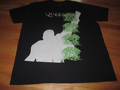 2006 QUEEN Concert Tour (XL) T-Shirt FREDDY MERCURY