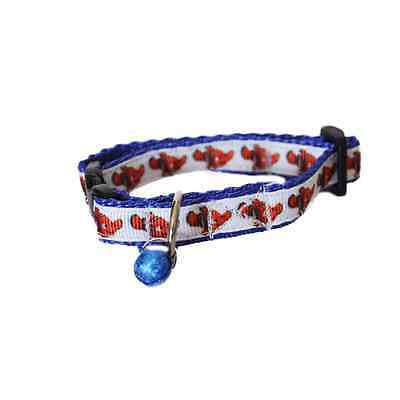 Nemo Finding Dory Clown Fish Cat Kitten Puppy Small Dog Collar