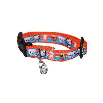 Octonauts Kwazii Barnacles Peso Cat Kitten Puppy Small Dog Collar