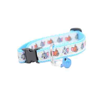 Tom & Jerry Cartoon Mouse Kitten Puppy Small Dog Collar