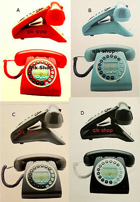 746 Retro Vintage Style Digital Work / Home Phone With Caller ID