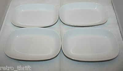Eastern Airlines Pfaltgraff 4 Square Lunch Snack Serving Dish 44-CA-0034 AS-IS