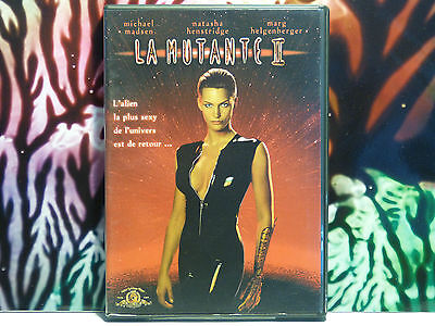DVD d'occasion en excellent état - Film : LA MUTANTE II - Science Fiction Alien