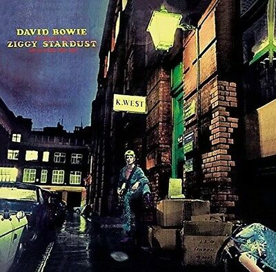 """DAVID BOWIE 'The Rise and Fall Of Ziggy Stardust' REISSUE 12""""VINYL LP NEW SEALED"""