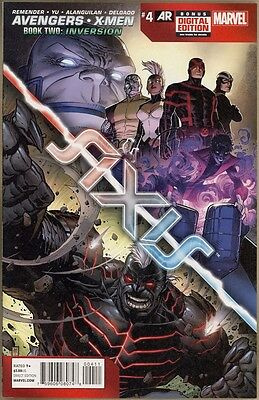 Avengers & X-Men: AXIS #4 - NM