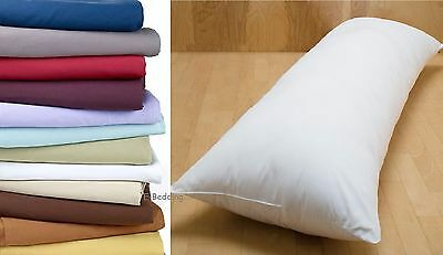 Orthopedic Bolster Cushion Pillow Pregnancy Body Support NonAllergenic ALL SIZES