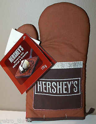 Hershey's Chocolate Oven Mitt and Brownie Mix Expires 03/07/2015
