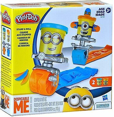 Play-Doh Despicable Me Stamp & Roll Set
