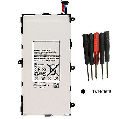 20T4000E Tablet Pc Battery for Samsung Galaxy Tab 3 7.0 SM-T210R T217 kids T2105