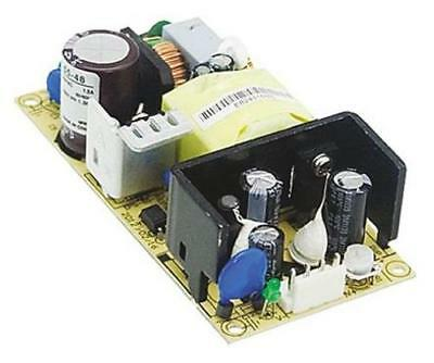 Mean Well 55W, 1 Output, Embedded Switch Mode Power Supply (SMPS), 5V DC, 11A