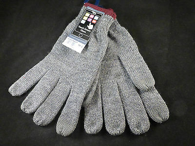 Good Quality BHS Touch Screen Knitted Gloves Grey M/L - Brand New with Tags