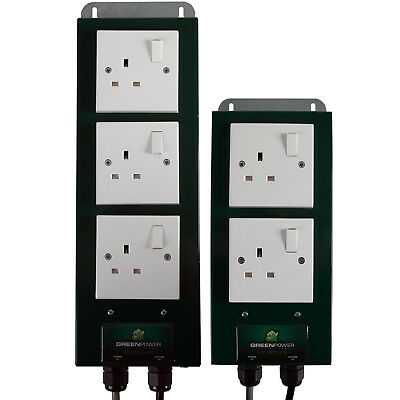 Green Power Hobby Relay Range R2-R4 1800W Hydroponic Grow Room Contactor