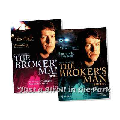 The Broker's Man: Complete Series 1 & 2 Box / DVD Set(s) NEW!