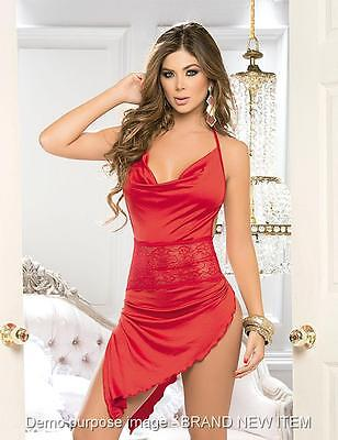 Espiral 7072 Women's Babydoll with Matching G-String