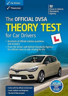 The Official DVSA Theory Test For Car Drivers Help Study Aid Book New