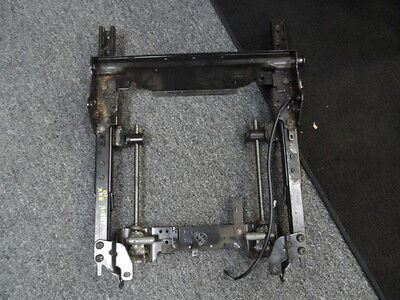 Jaguar XK8 XKR 01-05 OEM RIGHT Seat Track Frame WITH OUT MEMORY GJE4800CA