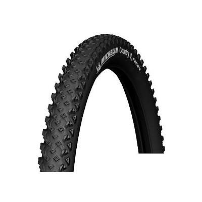 Pneu vtt 26x2.10 tr country race'r noir (54-559) - fabricant Michelin