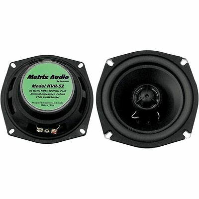 Front Speakers Hogtunes KVR-52 for Kawasaki Vulcan 1700 VN1700A Voyager 2009