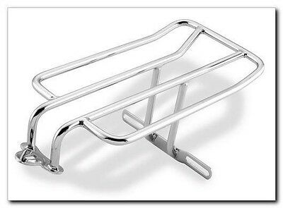 7in. Solo Luggage Rack Motherwell Matte Black MWL-530-01