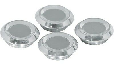 Replacement End Caps - 4 Pack RSD Chrome 0173-1812-CH