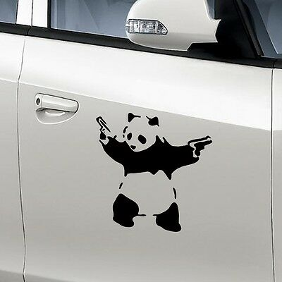 BLSTZ Waterproof Car Word Sticker White Color Totem Vinyl Wrap Reflective Decal