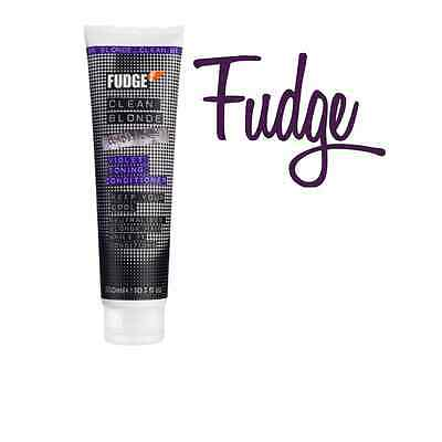 Fudge Clean Blonde Violet Toning Purple Conditioner  300Ml