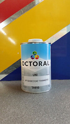 Octoral Ta910 Basecoat Thinners 1L