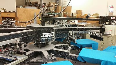 Javelin Automatic Textile Printer - NEW LOW PRICE